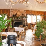 Flying L Guest Ranch, Dining Room