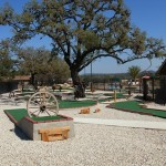 Flying L Guest Ranch, Miniature Golf
