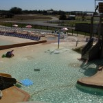 Flying L Guest Ranch, Water Park Pool