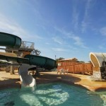 Flying L Guest Ranch Water Park Slide 150x150 TEXAS   Flying L Guest Ranch, Bandera