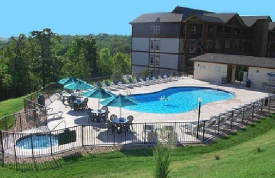 Palace View By Spinnaker Branson Missouri Outdoor Pool