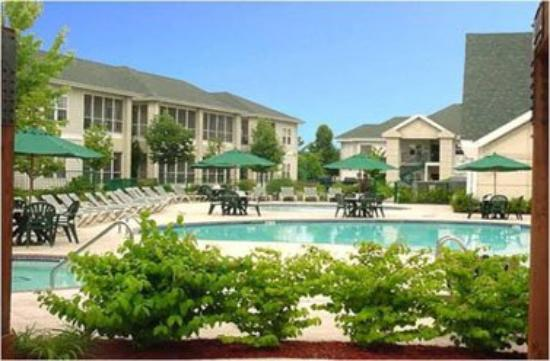 Palace view by spinnaker resort branson condo vacation rentals for Branson mo cabins with indoor pool