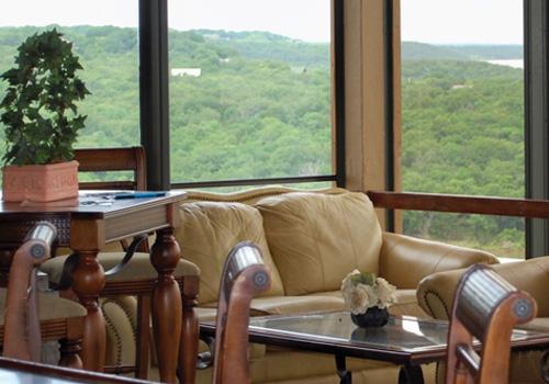 Tanglewood Resort Vacation Villas On Lake Texoma Tower