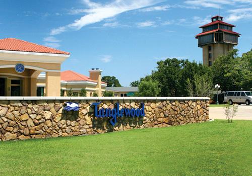 Tanglewood Resort Vacation Villas On Lake Texoma Grounds